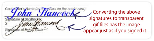 Transparent Signature Conversion Service. You searched for ...